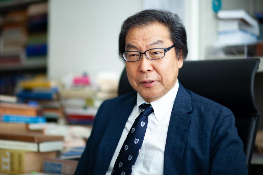 学科長 教授 高田 康成|名古屋外国語大学 現代国際学部 現代英語学科