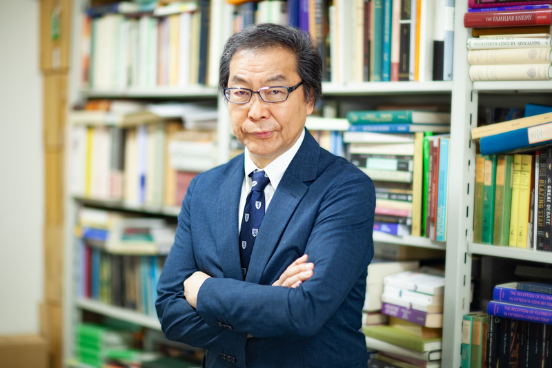 名古屋外国語大学 現代国際学部 現代英語学科