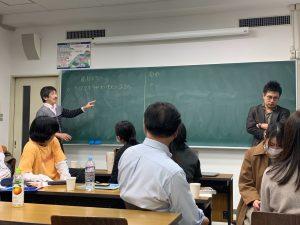 「進撃の巨人』から自由を考える」哲学カフェを開催しました|名古屋外国語大学 現代国際学部 現代英語学科