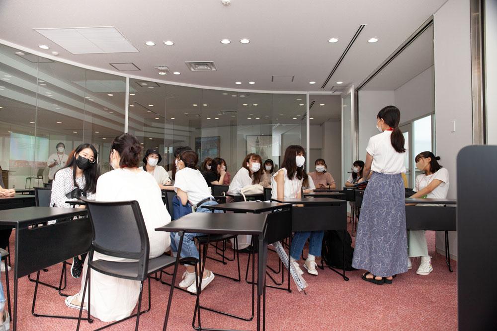 Open Campus for Freshmenを開催しました|名古屋外国語大学 現代国際学部 現代英語学科